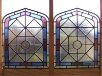 Repaired Stained Glass Windows